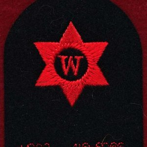 Writer Rating Insignia - 416 5066