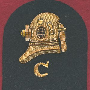 Clearance Diver Patch - RAN (Bullion)
