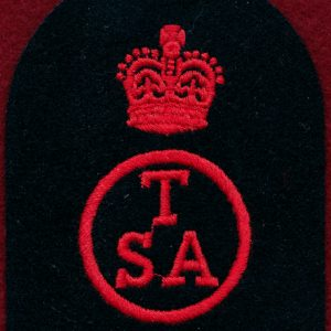 "Navy Rating Patch ""TSA""  978 8188"