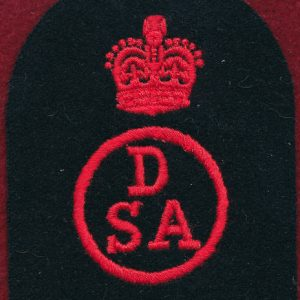 "Navy Rating Patch ""DSA""  978 8170"