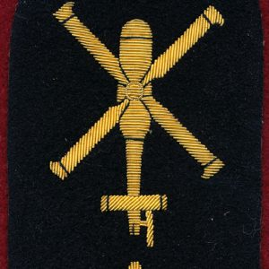 "Navy Rating Patch - ATV  O/SLR Helicopter ""A"""