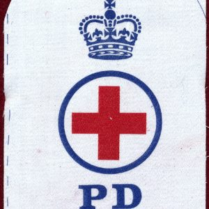 "Navy Rating Patch ""PD""  33349"