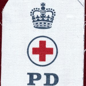 "Navy Rating Patch ""PD""  33348"