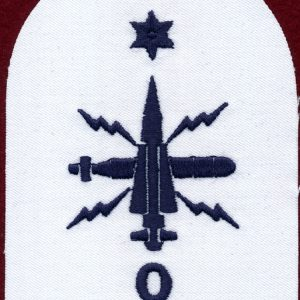 "Navy Rating Patch ""O"""