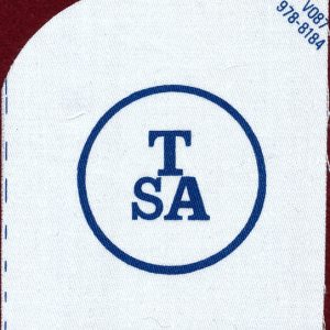 "Navy Rating Patch  ""TSA""  V087  978-8184"