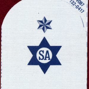 "Navy Rating Patch ""SA""   132-0417"