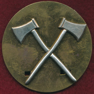 Bandmaster/Bandsman Badge - Metal (Oxy)