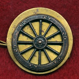 Wheelers and Carpenters (Artificers) Badge