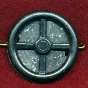 Driver - Mechanical Transport metal Badge
