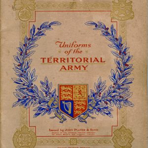 Uniforms of the TERRITORIAL ARMY  (Players)