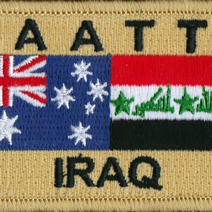 IRAQ - AATT Iraq IX (Variation)
