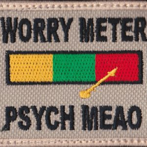 MEAO  - PSYCH Worry Meter