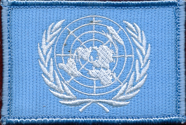 United Nations Patch (3)