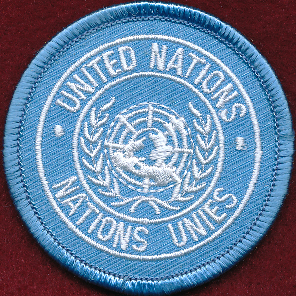 United Nations Patch (5)