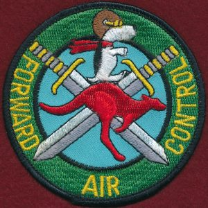 Forward Air Control Patch (FAC)