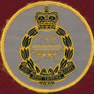 Australian Army Catering Corps Patch