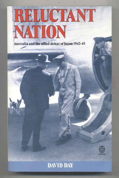 RELUCTANT NATION  (David Day)