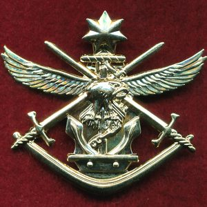Hat Badge - ADF Band