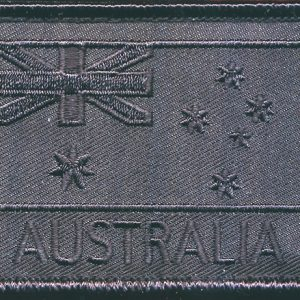 Australian National Flag (Black) (#3)