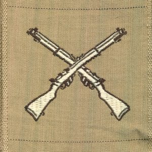 Marksman's Badge - (ca 1960s)