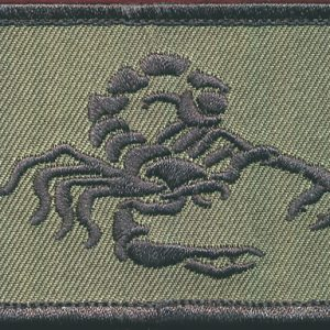 SECFOR Patch  (Subdued)
