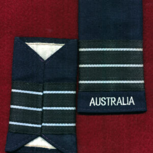 Wing Commander rank slide - RAAF