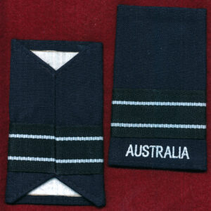 Flight Lieutenant - rank Slide - RAAF