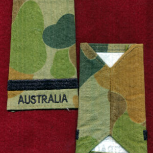 Flying Officer - rank Slide - RAAF   DPCU