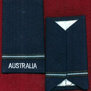 Pilot Officer rank slide - RAAF