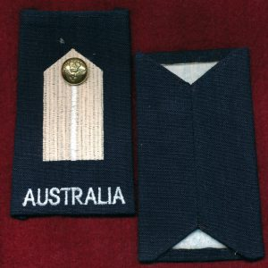 Officer Cadet rank Slide - RAAF