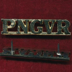 PNGVR - Shoulder Title  (A/A)