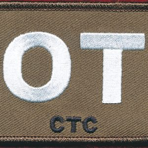 Observer Training patch  (CTC)