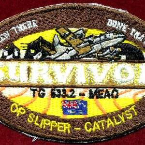 MEAO -  TG 633.2  - Aust Air Component  - Novelty -  (U/o)