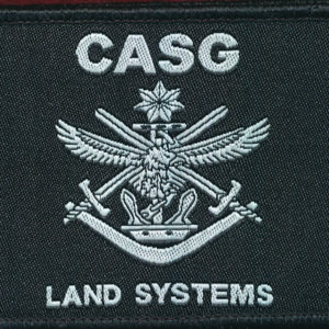 DMO - Land Systems CASG