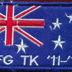 Australian National Flag - (AFG TK - 11-12)