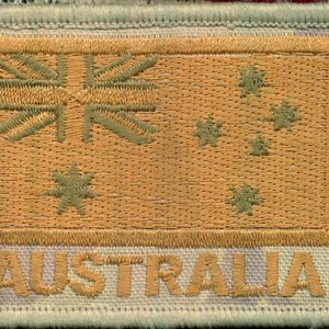 Australian National Flag - DPDU  (Subdued)