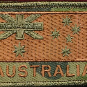 Australian National Flag - DPCU  (Subdued)