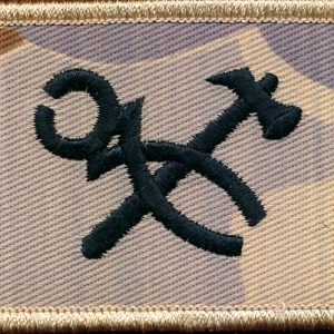 "Artificer Patch ""DPDU"""