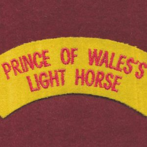 4/19th PWLH - Embroidered Summer weight Title (u/b)