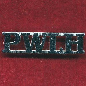 4/19th PWLH - Metal Shoulder Title