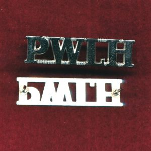 4/19th PWLH - Metal Shoulder Title  (post 97)