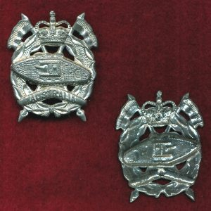 RAAC - Hat Badge (60/96)  (Var 2)