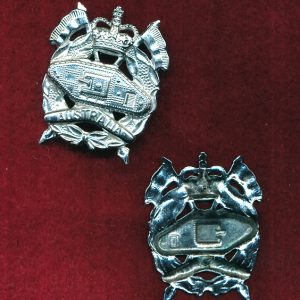 RAAC - Hat Badge (60/96)  (Var 4)