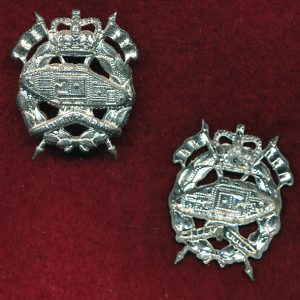 RAAC - Collar Badge (w/L)  (60/96)  (Var 2)