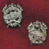 RAAC - Collar Badge (w/R)  (53/60)   (Var 2)