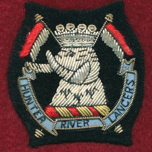 12/16th HRL Beret  Badge