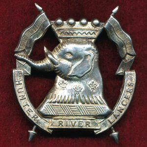 12/16th HRL Hat Badge  (53/60) (Var,3)