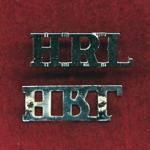 HRL Metal Shoulder Title (Post 97)