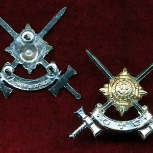Collar Badge - OTU - Officer Training Unit(A/A)