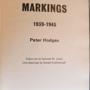 British Military Markings 1939-45 (Author D H Johnson)